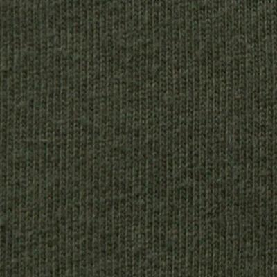 Organic Cotton Jersey in Forest