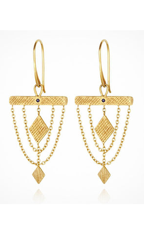 Ara Earrings Gold
