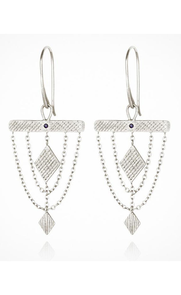Ara Earrings Silver