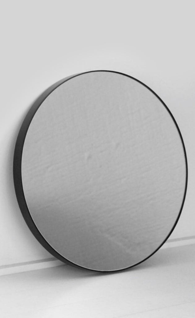 Black Frame Mirror
