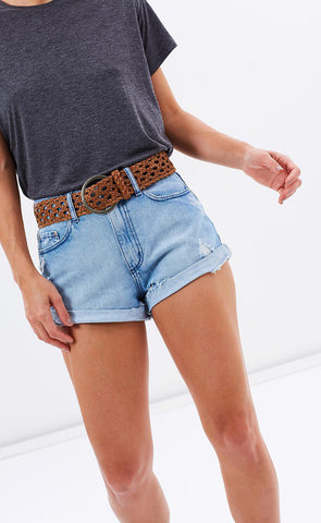 Boston Braid Belt