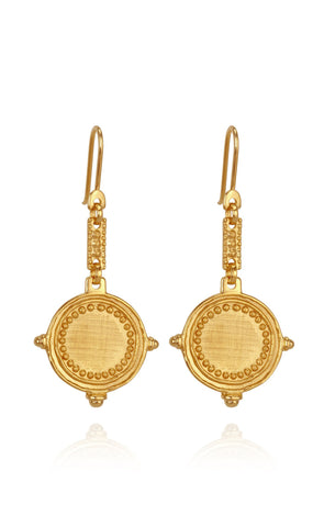 Celia Earrings Gold