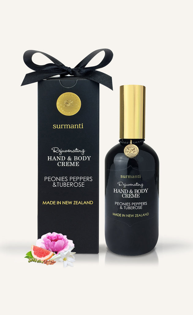 Peonies Peppers & Tuberose Hand & Body Creme