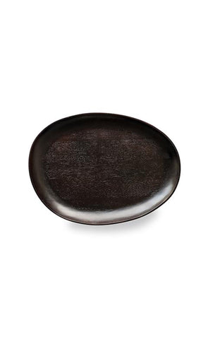 Nel Lusso Natural Oval Serving Trays