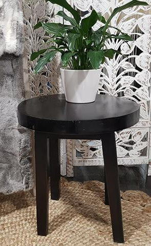 Peasant Style Side Table