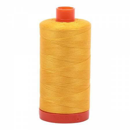 Aurifil 50wt Yellow 2135