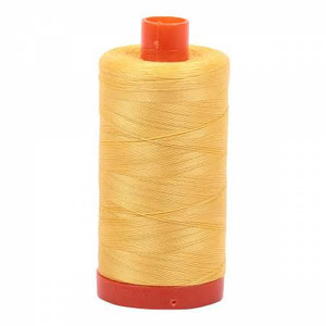 Aurifil 50wt Pale Yellow 1135