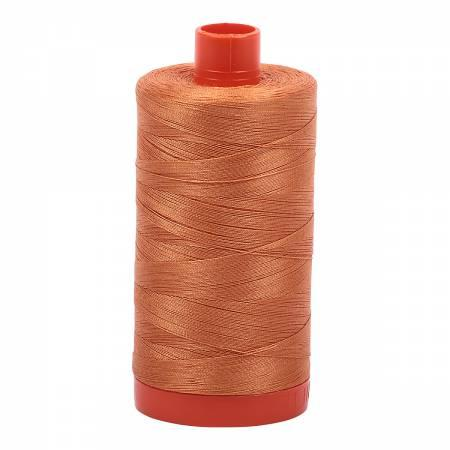 Aurifil 50wt Med Orange 5009
