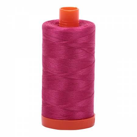 Aurifil 50wt Red Plum 1100