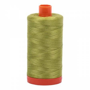 Aurifil 50wt Light Leaf Green