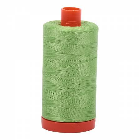 Aurifil 50wt Shining Green