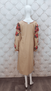 Multi-Coloured Thread Embroidered Kurti - Kanchan Fashion Pvt Ltd
