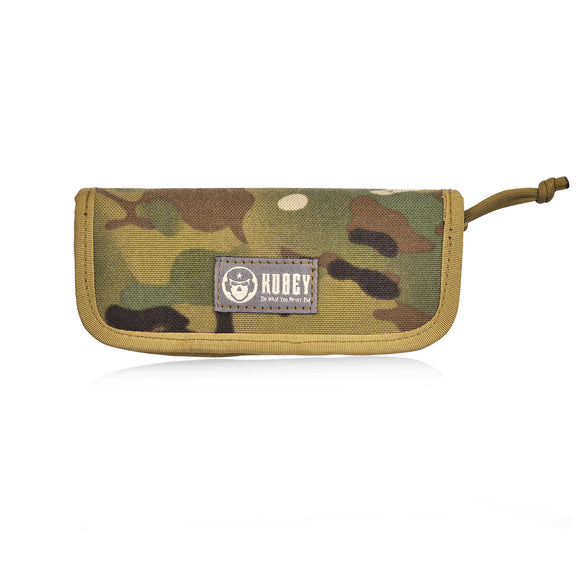 KUBEY KNIFE KU002 Genuine Camo Nylon Knife Pouch