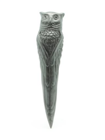 AS Batle Company - Small Owl Graphite Object