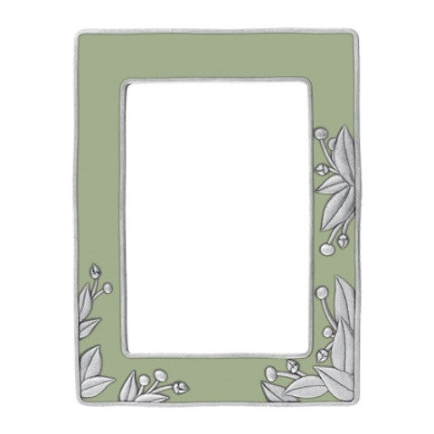 Danforth Pewter - Sage Botanical Frame