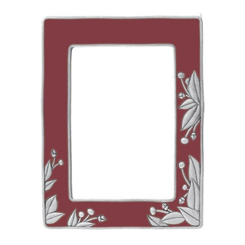 Danforth Pewter - Cinnabar Botanical Frame