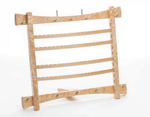Davin & Kesler Woodworking - Large Wood Earring Racks in Maple