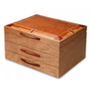 Mike Fisher - Heartwood Creations - Mission Style Jewelry Box