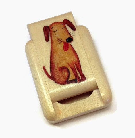 Mike Fisher - Heartwood Creations - Doggie Secret Box