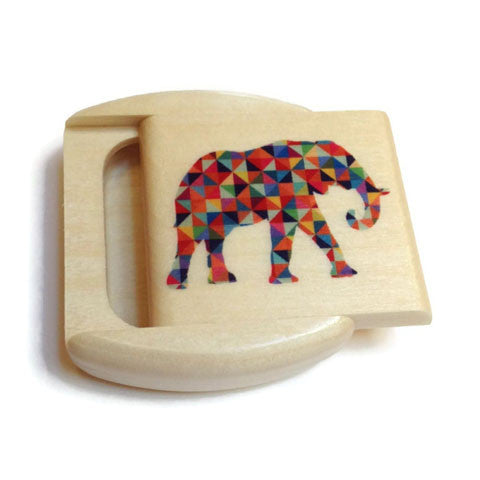 Mike Fisher - Heartwood Creations - Elephant Secret Box