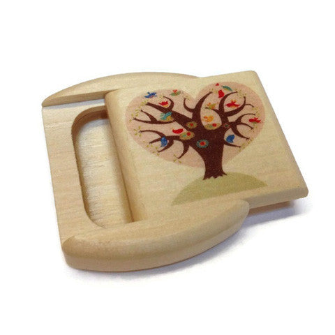 Mike Fisher - Heartwood Creations - HeartTree Secret Box