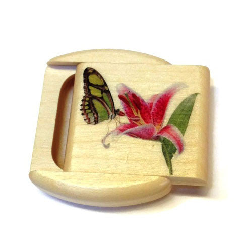 Mike Fisher - Heartwood Creations - Lily Secret Box