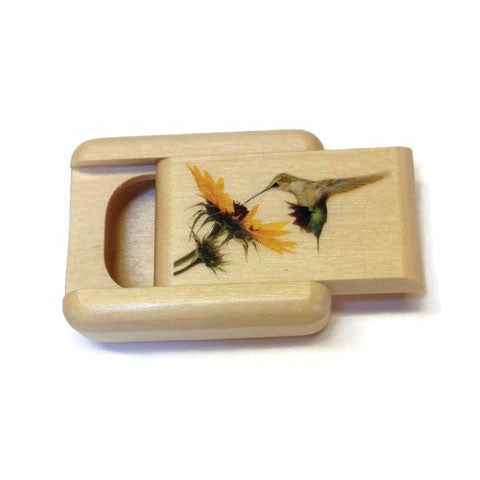 Mike Fisher - Heartwood Creations - Sunflower Secret Box