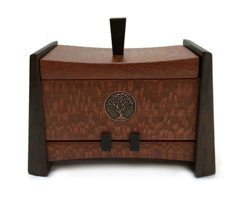 Kovecses Woodworking - Small Keepsake Box