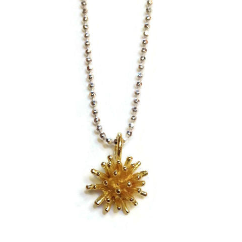 Joanna Lovett Jewelry - Tiny Splash Pendant in Gold