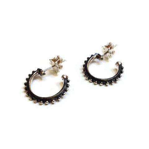 Joanna Lovett Jewelry - Hoop Earrings