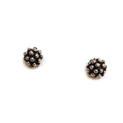 Joanna Lovett Jewelry - Popcorn Post Earrings