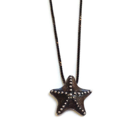 Joanna Lovett Jewelry - Starfish Pendant