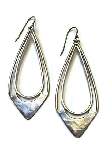 Julia Britell Jewelry - Long Drop Earrings