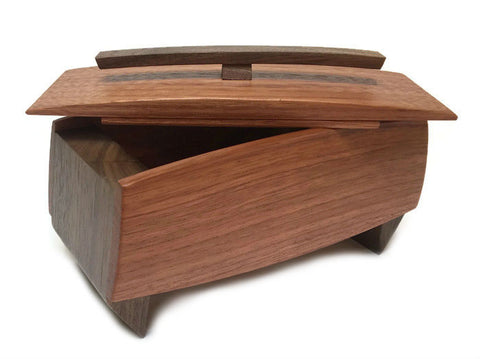 Kovecses Woodworking - Ereganto Keepsake Box