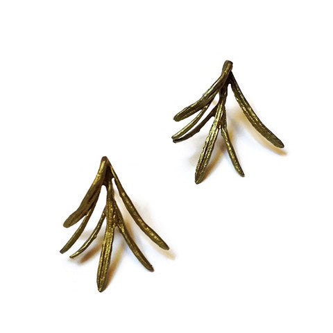Silver Seasons - Michael Michaud - Petite Rosemary Post Earrings
