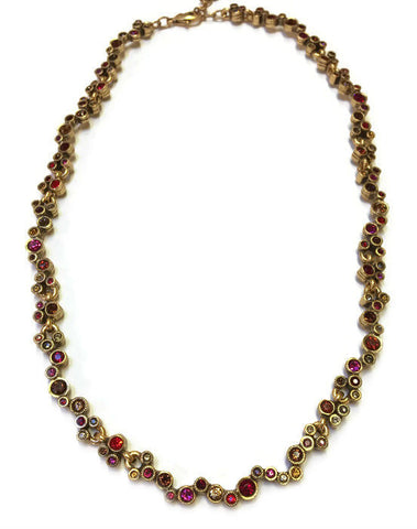 Patricia Locke Jewelry - Cassiopeia Necklace in Tapestry