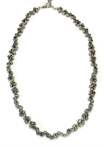 Patricia Locke Jewelry - Cassiopeia Necklace in Zephyr