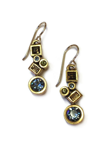 Patricia Locke Jewelry - Believe Earrings in Cascade