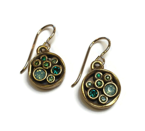 Patricia Locke Jewelry - Bubble Tea Earrings in Inverness