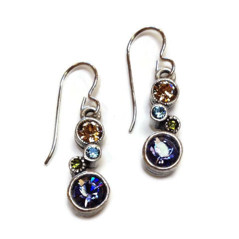 Patricia Locke Jewelry - Cassie Earrings in Tranquility