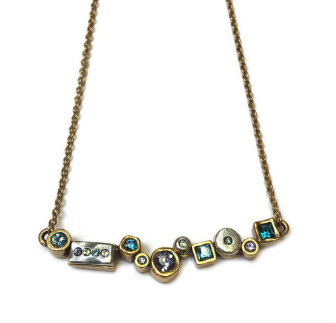 Patricia Locke Jewelry - Danae Necklace in Waterlily