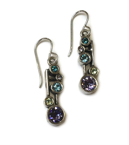 Patricia Locke Jewelry - Dew Drops Earrings in Waterlily