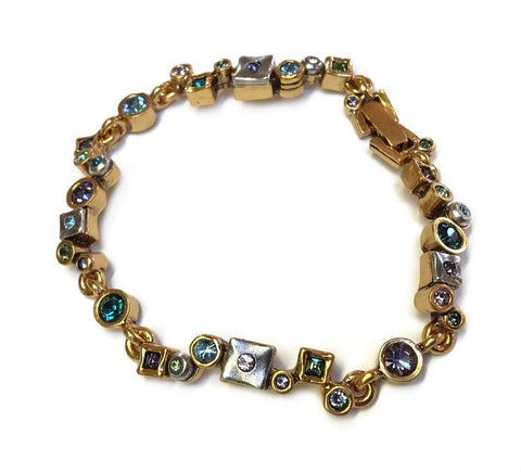 Patricia Locke Jewelry - Garden Path Bracelet in Water Lily