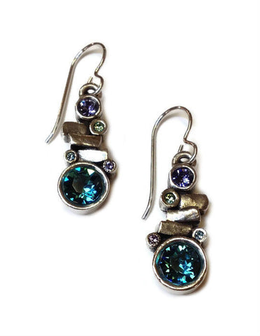 Patricia Locke Jewelry - Gila Earrings in Waterlily