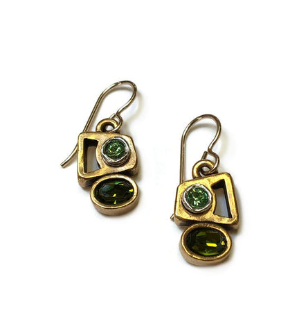 Patricia Locke Jewelry - Here & There Earrings in Inverness