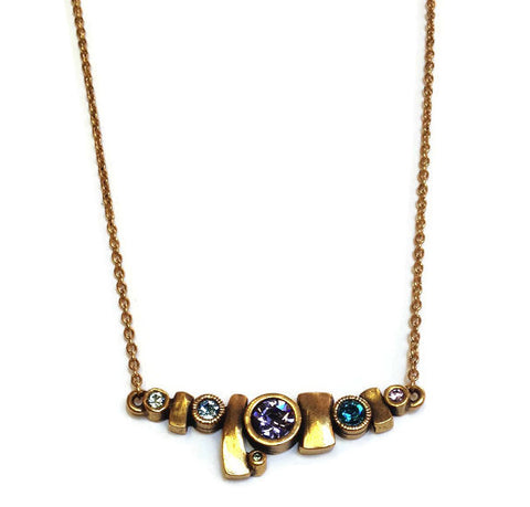 Patricia Locke Jewelry - Archipelago Necklace in Waterlily