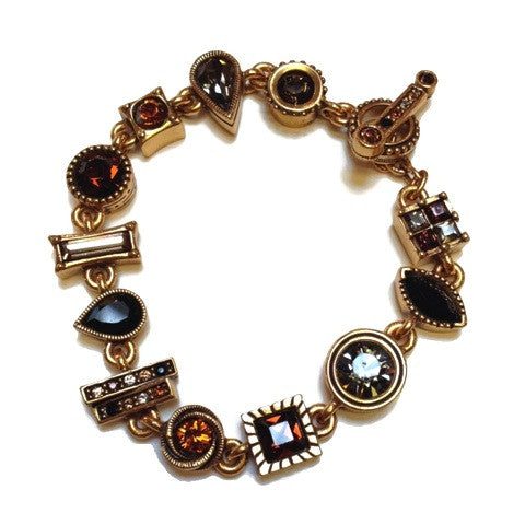 Patricia Locke Jewelry - Inheritance Bracelet in Tweed