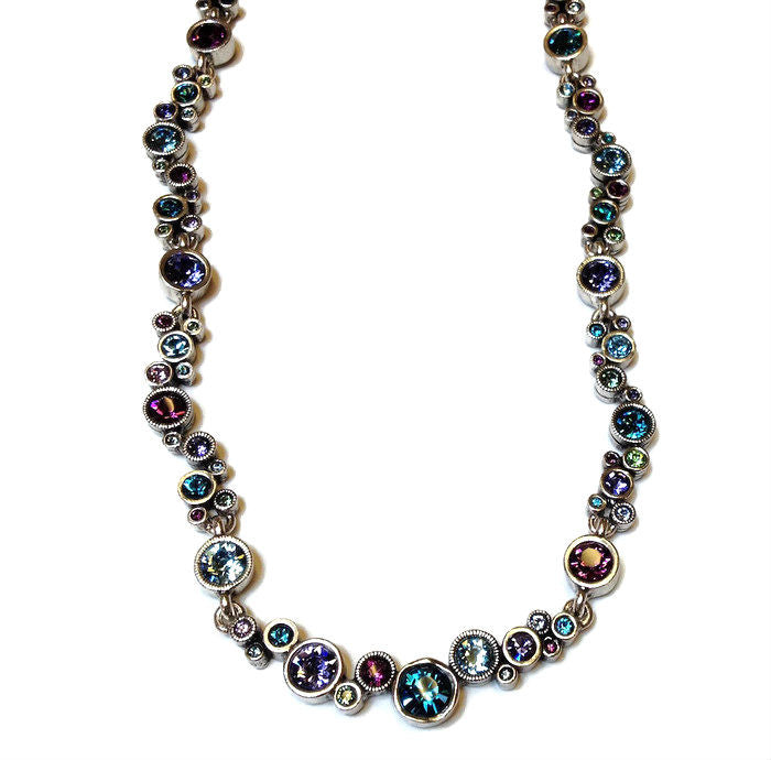 Patricia Locke Necklace: Ovation Necklace In Waterlily