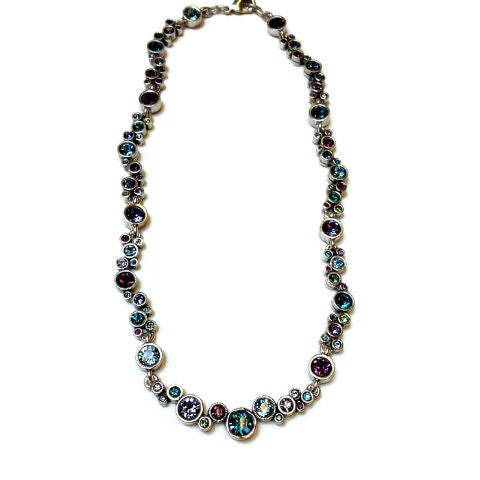 Patricia Locke Jewelry - Ovation Necklace in Waterlily