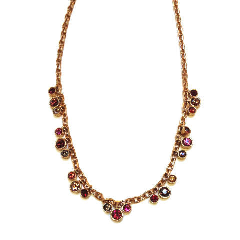Patricia Locke Jewelry - Sparkles Necklace in Tapestry